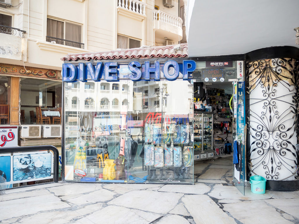 DiveShop Hurghada