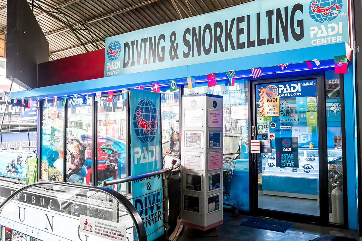 Love Diving – Phuket | Dive shop in Phuket, Thailand