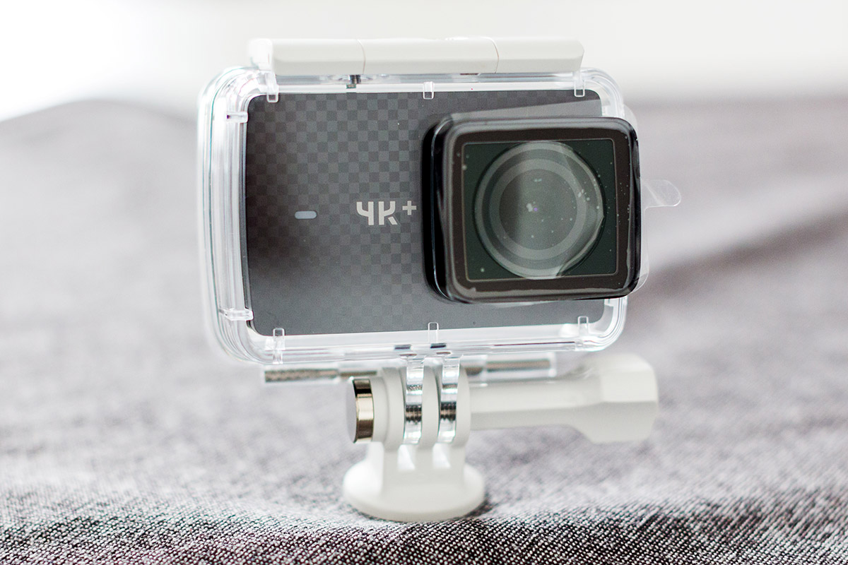 Xiaomi YI 4K + Worlds first 4k 60fps action camera | Unboxing