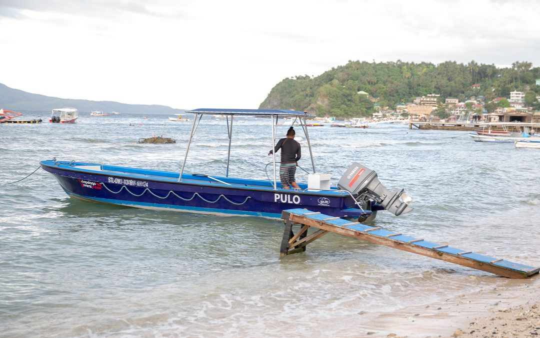 First days of Scuba diving in Puerto Galera, Philippines | Part 1